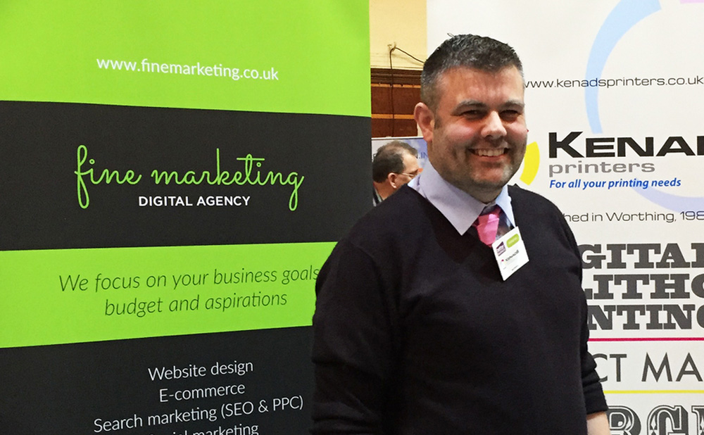 Worthing better business show 2017